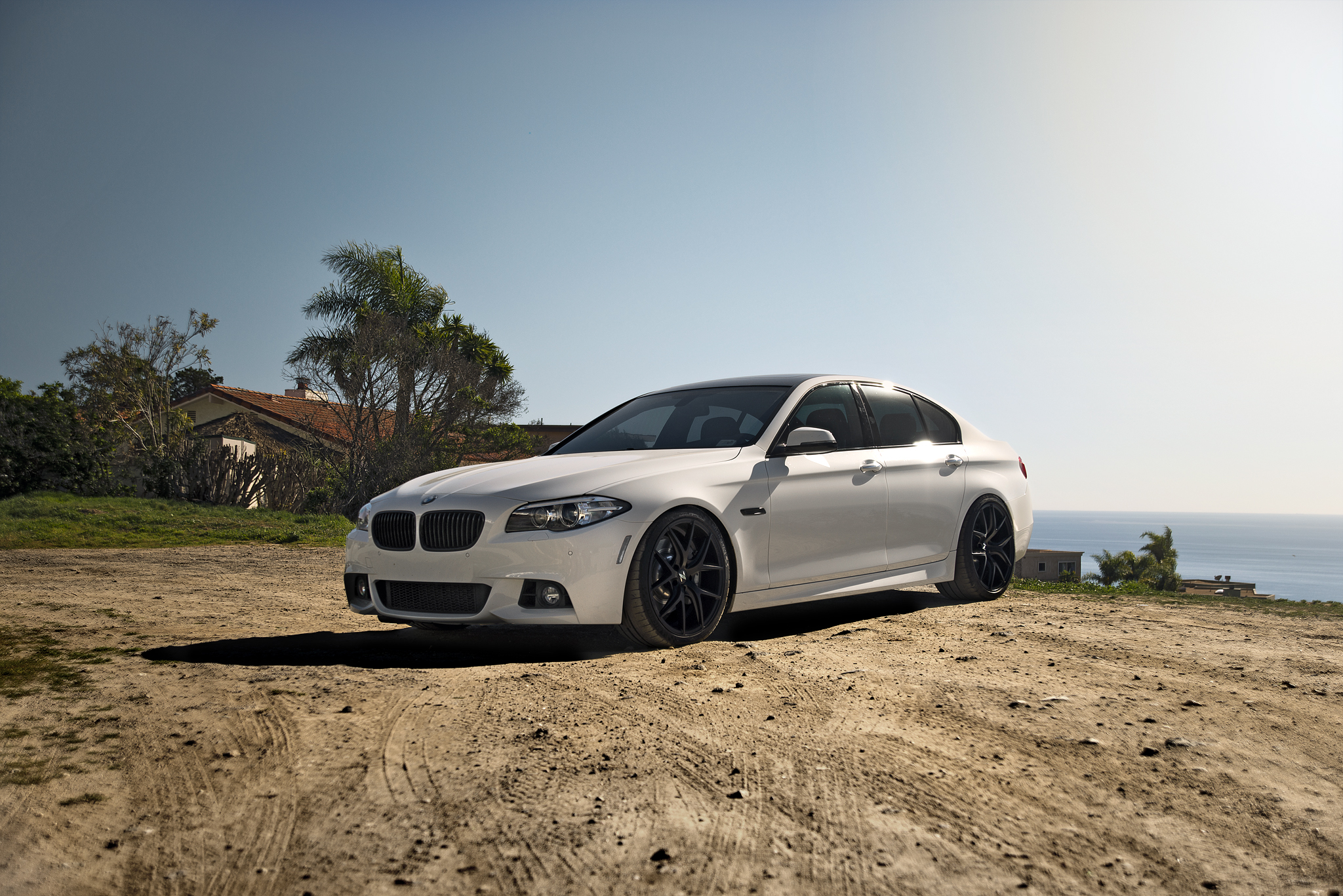 BMW F10 535i White ZS05