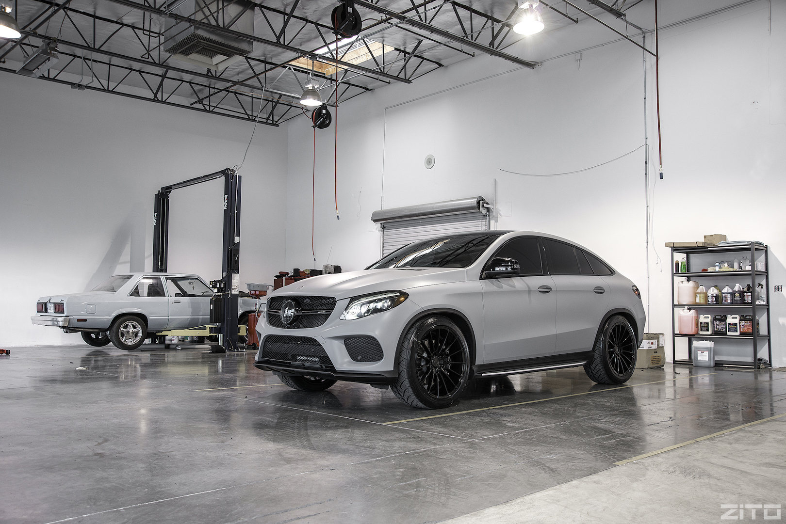 Mercedes-Benz GLE43 Coupe ZS15