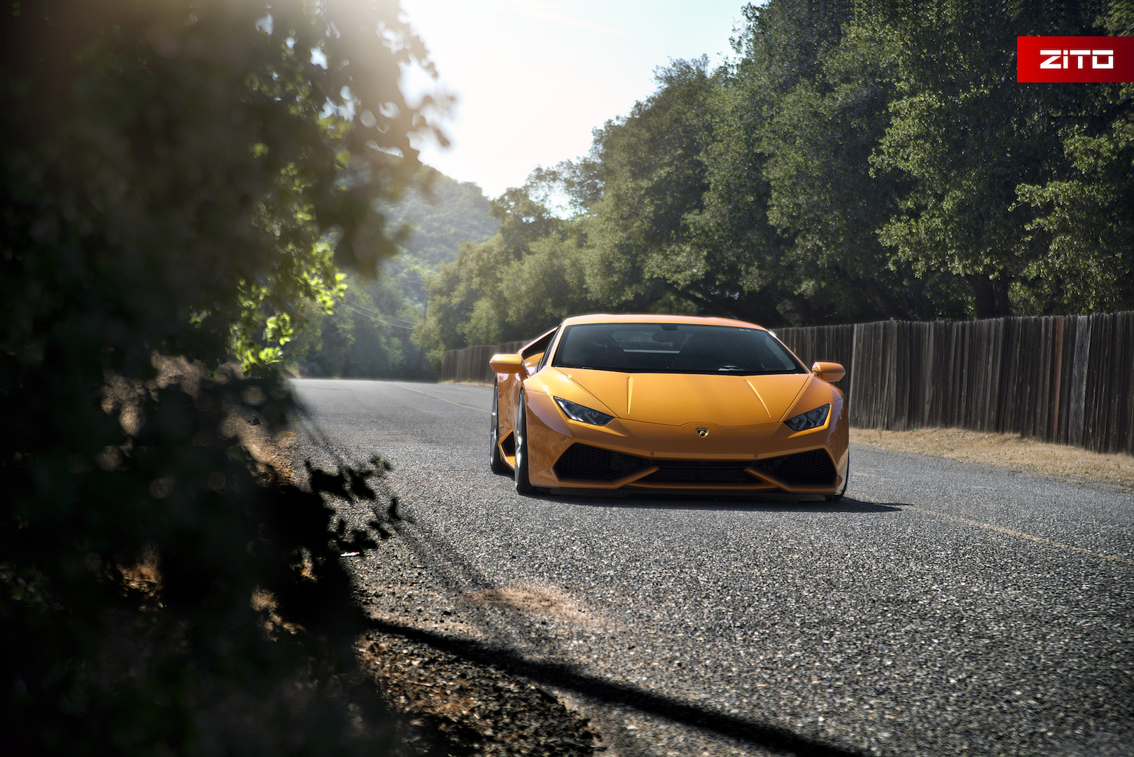 Lamborghini Huracan LP610 Orange – ZS05